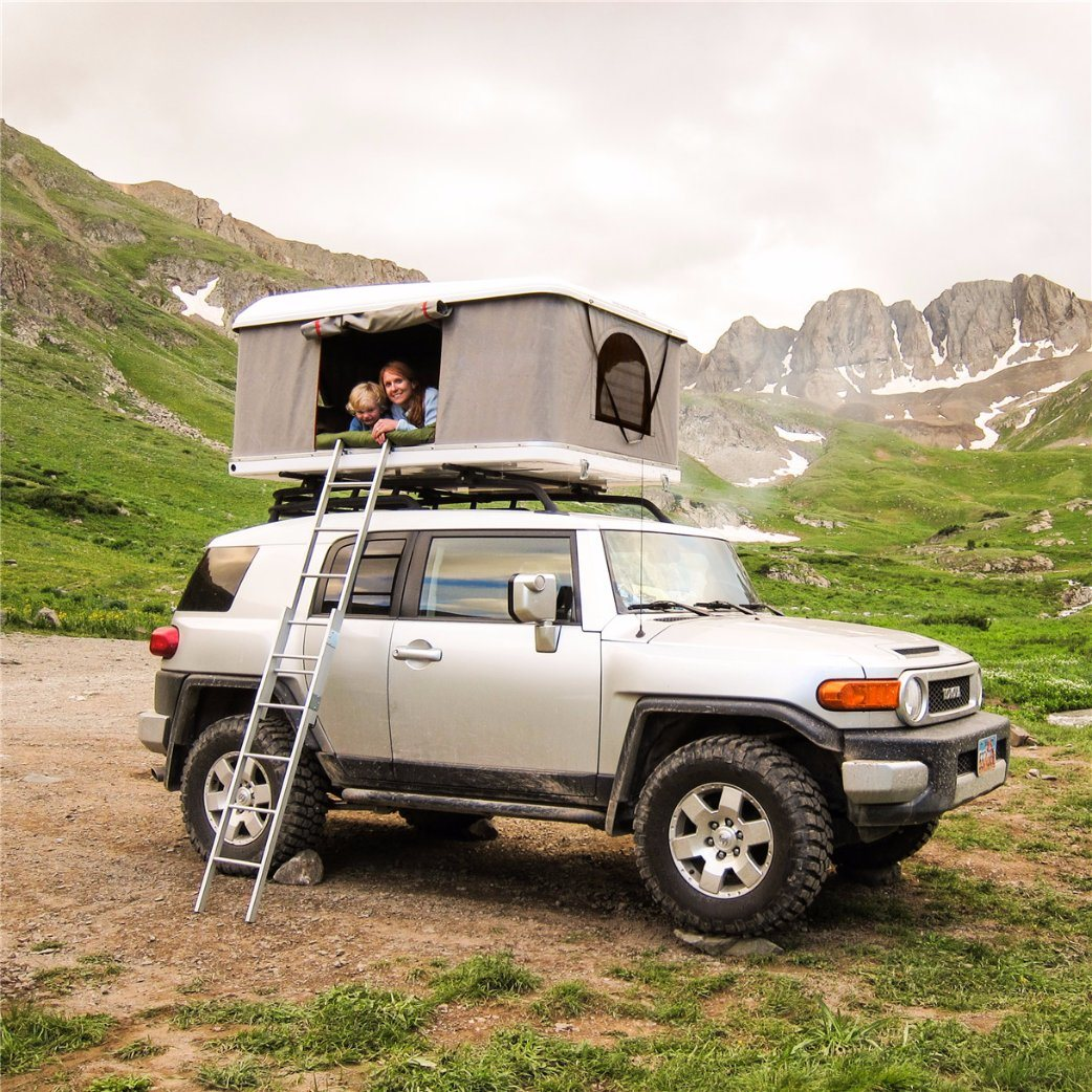 China Wholesale Outdoor Roof Top Tent Camping On Suv China Roof Top Tent Camping And Outdoor Roof Top Tent Price