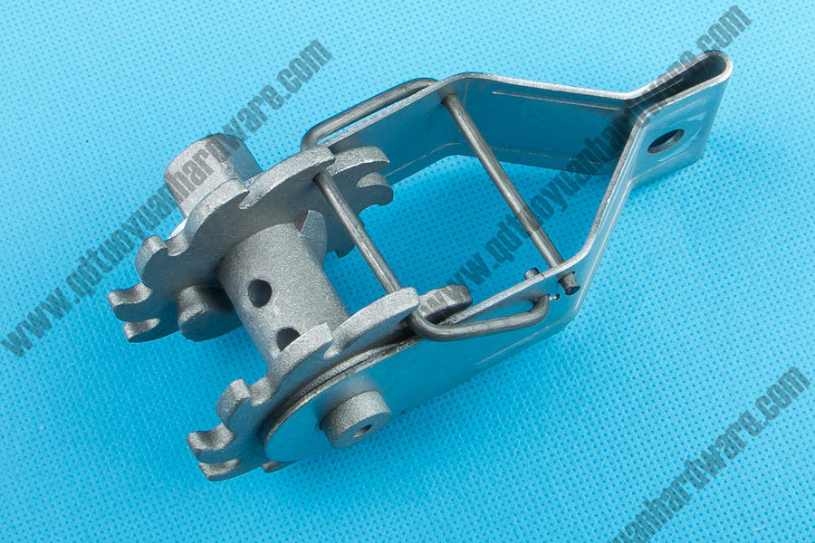 [Hot Item] Electric Fence Compression Spring Ratchet Inline Wire Strainer