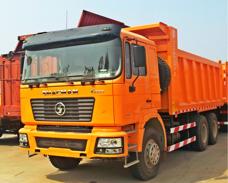 2016 Dumper SHACMAN Tipper Truck, Lorry truck, Dumper truck pictures & photos
