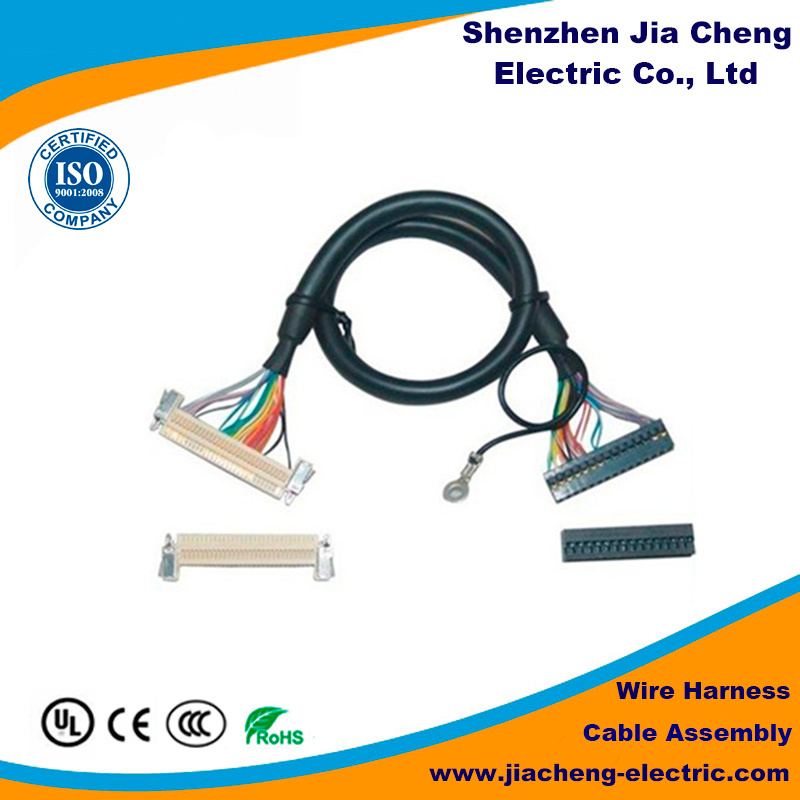 China Safety Wire Harness Manufacturing Process Wiring - China ...