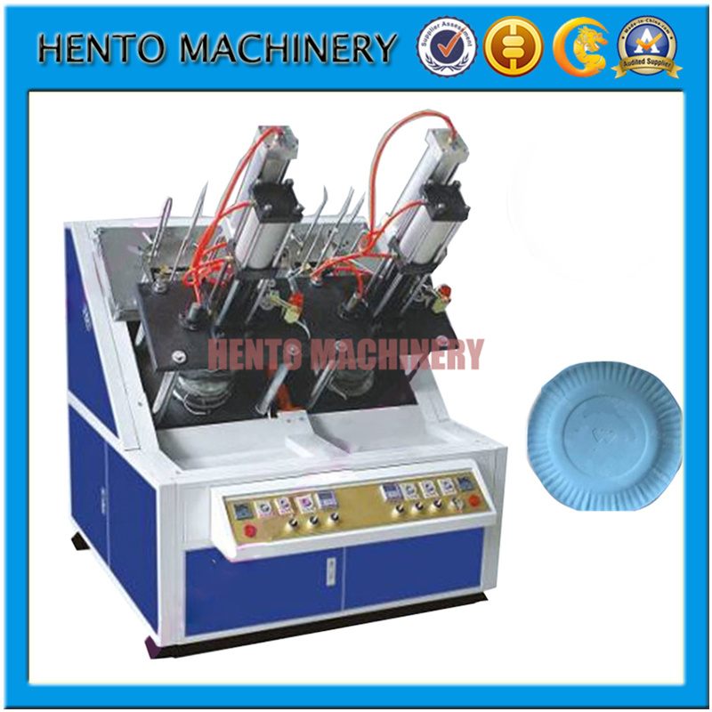 Automatic Cake Paper Plate Making Machine Price  sc 1 st  Zhengzhou Hento Machinery Co. Ltd. & China Automatic Cake Paper Plate Making Machine Price Photos ...