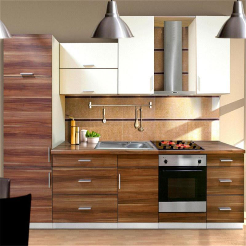 Custom I Shape Mdf Kitchen Cabinet, Dishwasher Kitchen Cabinet