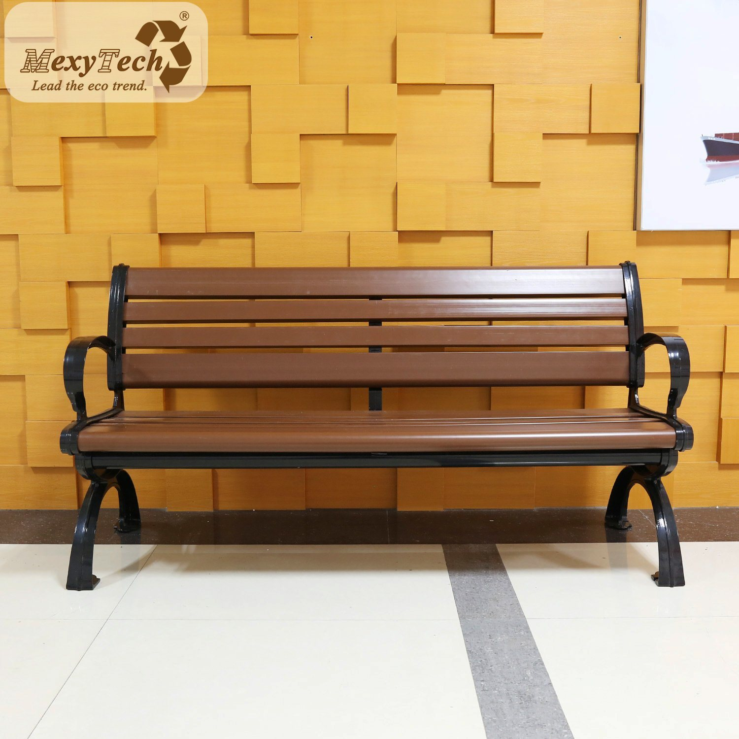 Red Oak Kitchen Table, China Park Modern Outdoor Furniture Long Wood Wpc Benches With Back China Plastic Wooden Bench Wooden Bench