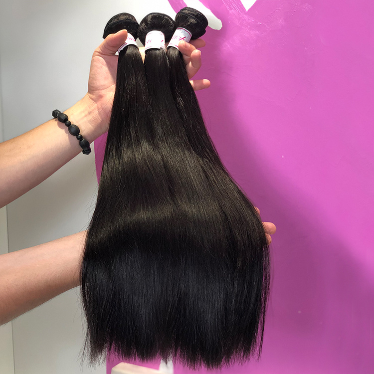 Human Hair Extension Unprocessed Wholesale Virgin Brazilian Hair