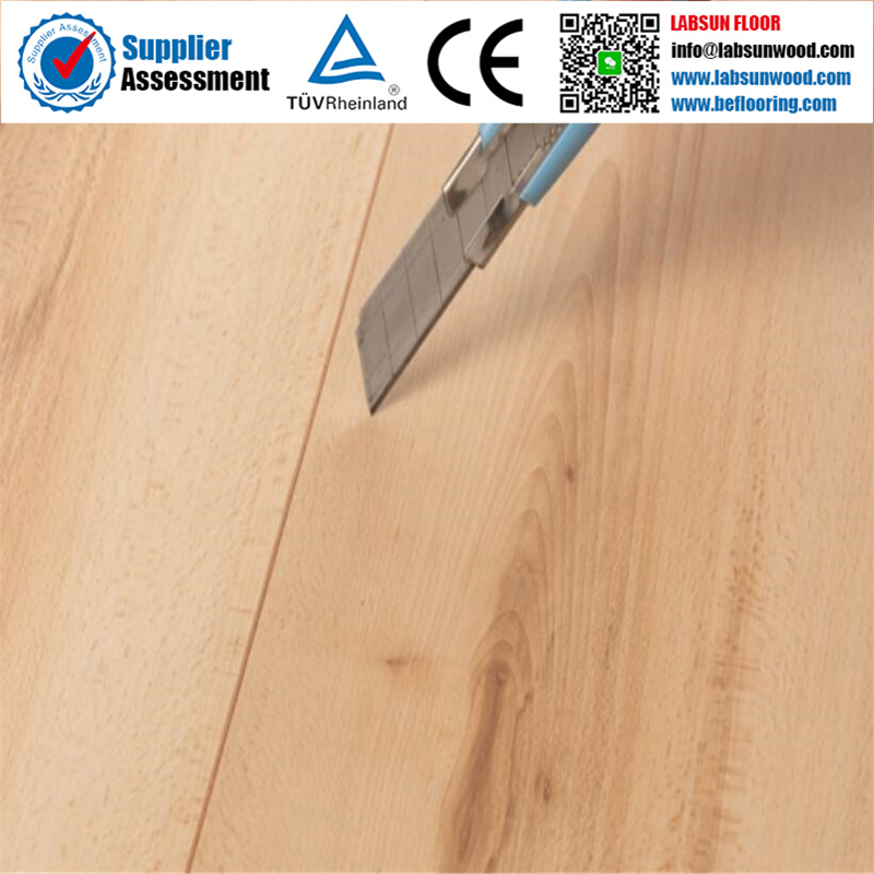 China Factory Light Color Wood Flooring, Light Colored Laminate Flooring