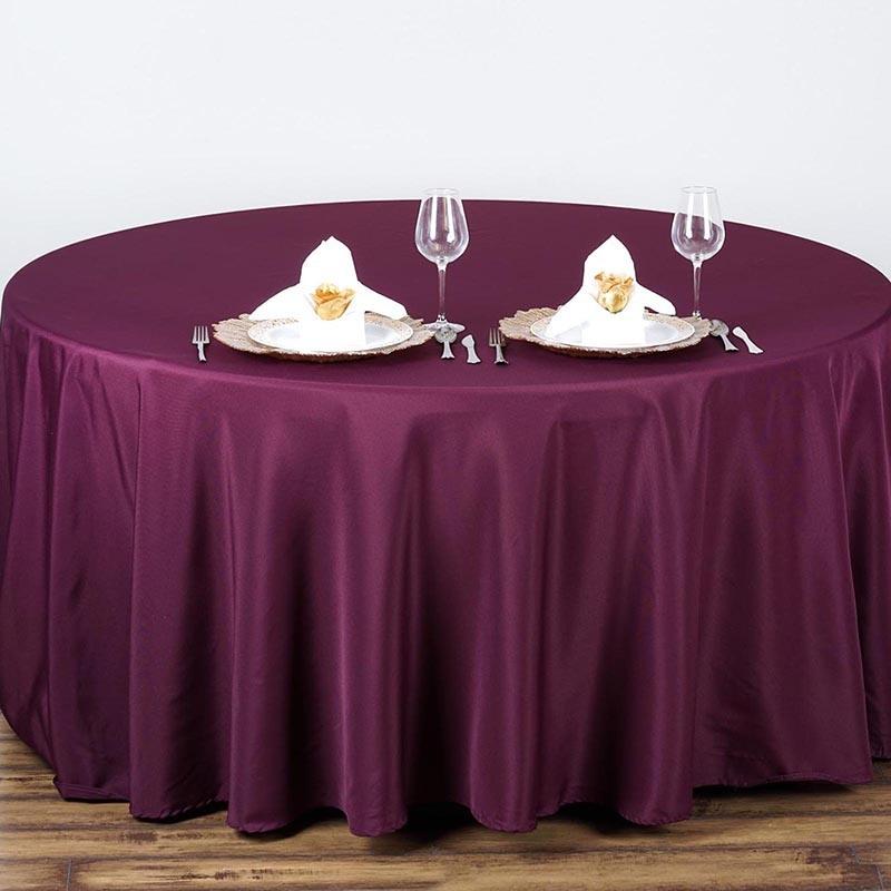 Hot Item 100 Linen Home Table Cloth Hotel Tablecloth Restaurant Tablecloth