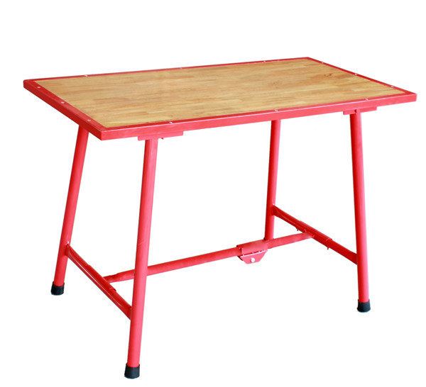 China Simple Workbench Portable Sturdy Wooden Table (H403)   China Wooden  Table, Work Bench