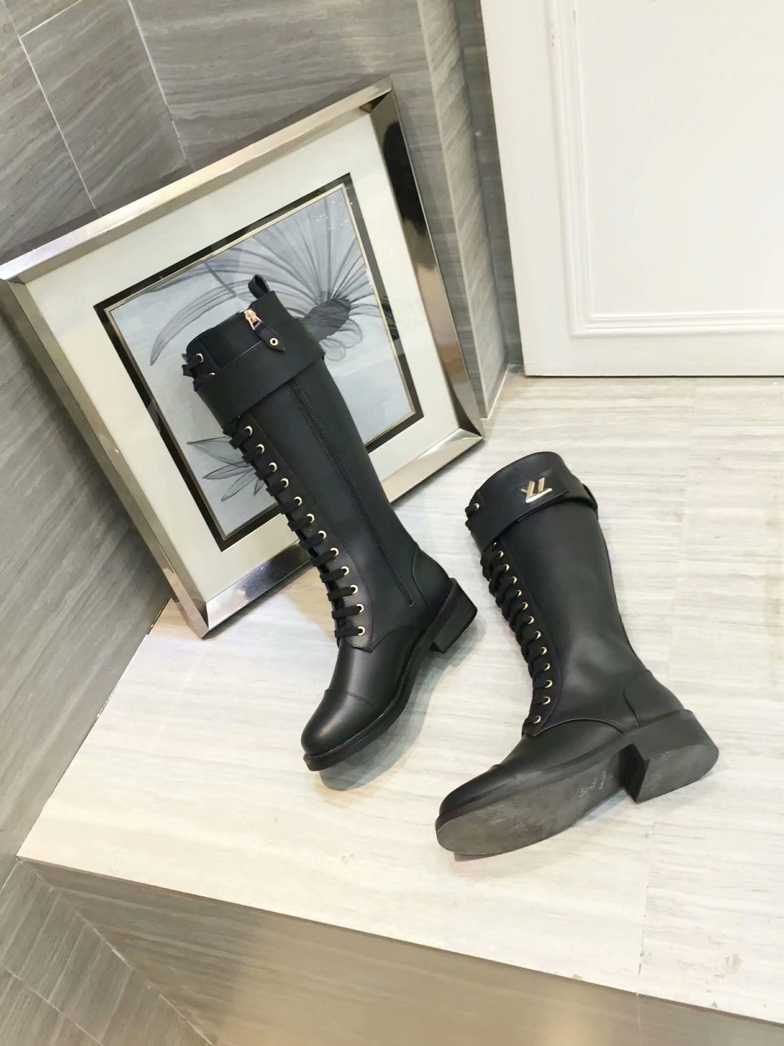 China Long Boots Female 2020 Autumn New