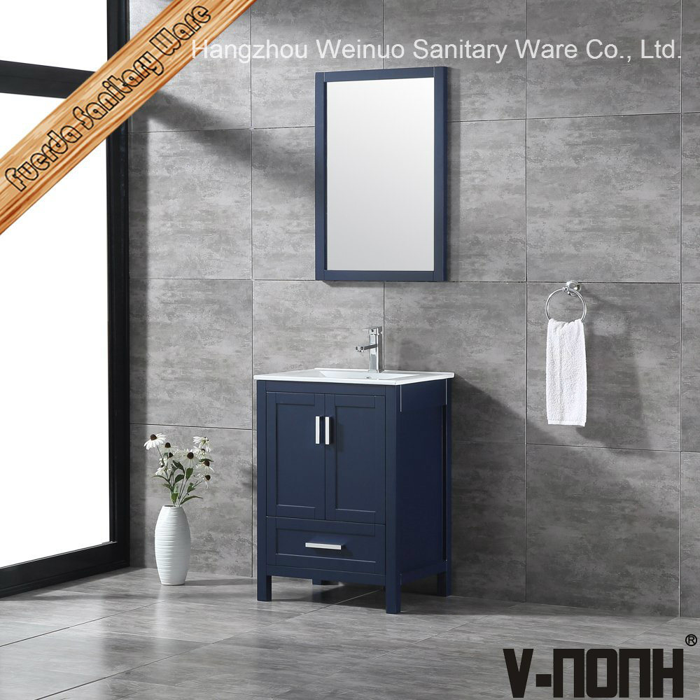 Solid Wood Bathroom Furniture
