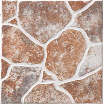 Finish Glazed Rustic Ceramic Floor Tile