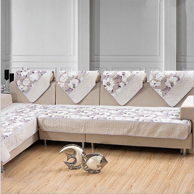 Compeive Price Cotton Sofa Cover