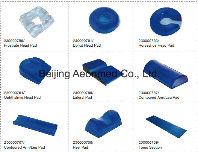 Gel / Silicon Pad for Operating Table