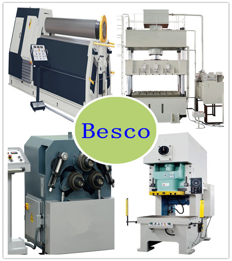 Tube Bending Machine, Pipe Profile Bending Machine, Section Bending Machine