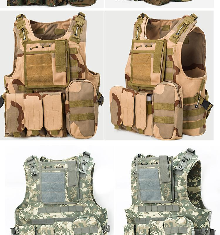 Molle Tactical Bulletproof Vest for Military pictures & photos