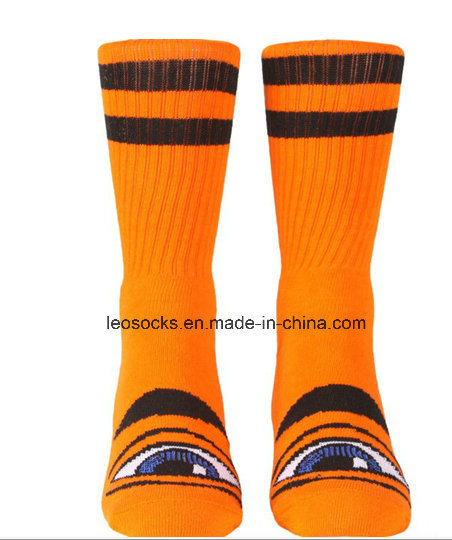 High Quality Anti-Slip Breathable Fashion Wholesale Soccer Socks