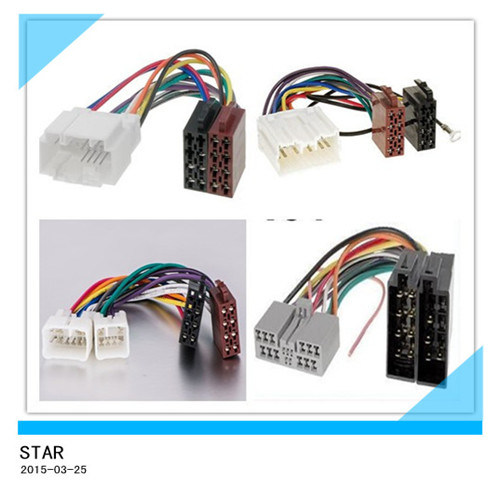 china factory iso wire harness for toyota nissan sony ford mazda rh starconnect en made in china com