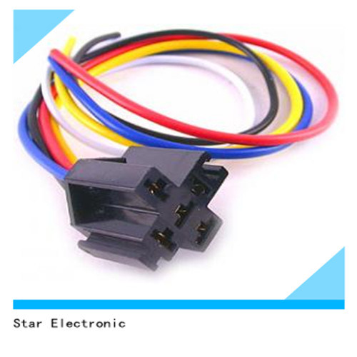 China 12 Volt Automotive Relay With Wiring Harness And