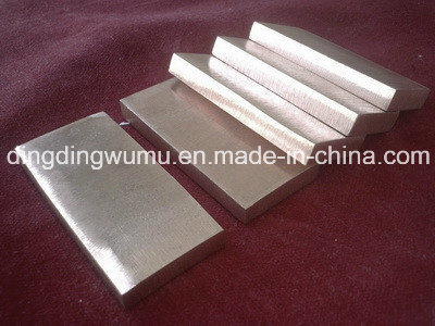 China High Density Tungsten Copper Wcu Alloy Plate for Heat