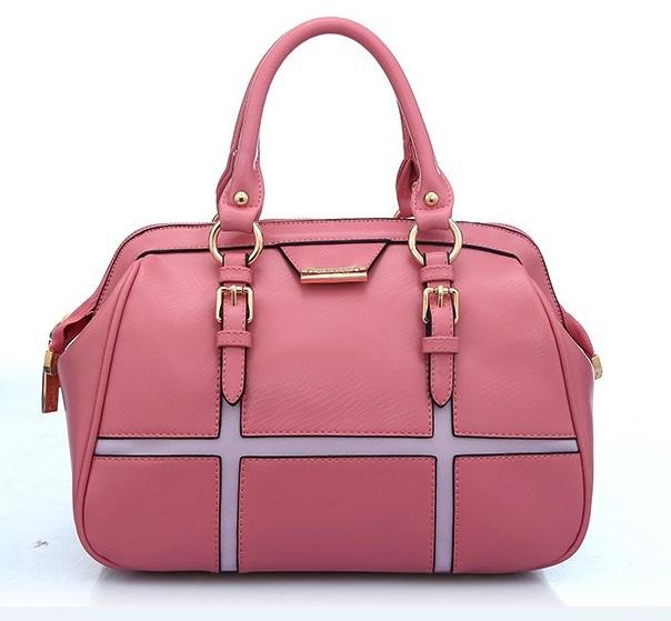 China Manufacturer Bright Color Fashion Las Pu Designer Handbags Bdm002