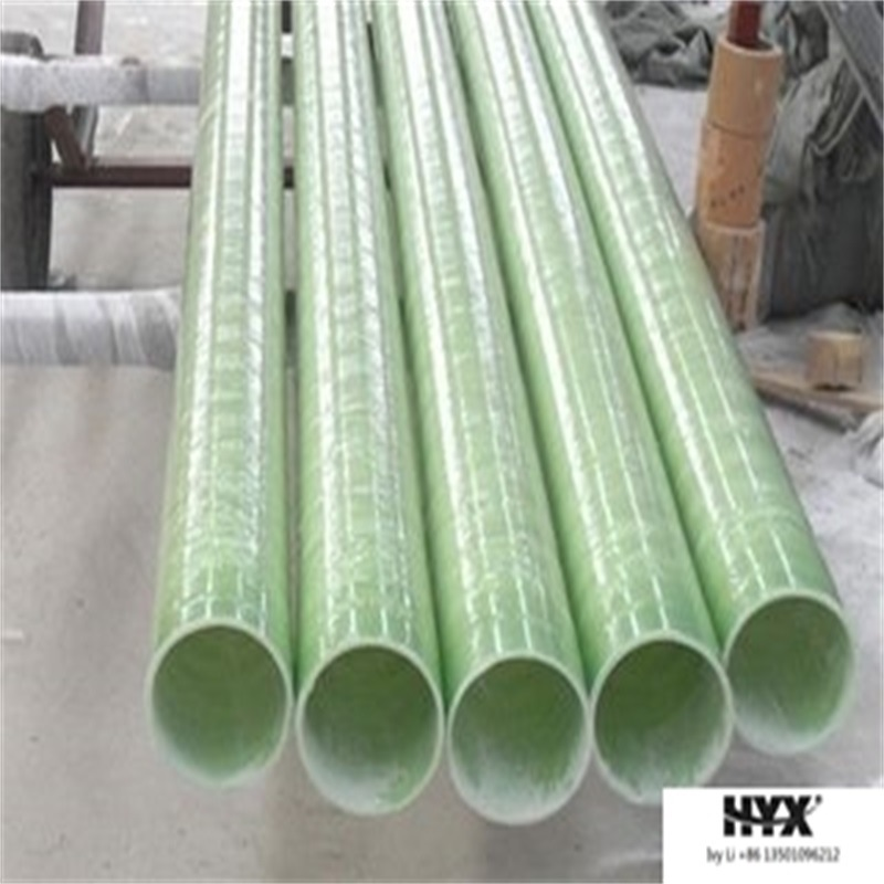 [Hot Item] Hdt 104-154 º C FRP Pipe Made by Epoxy Vinyl Ester Resin