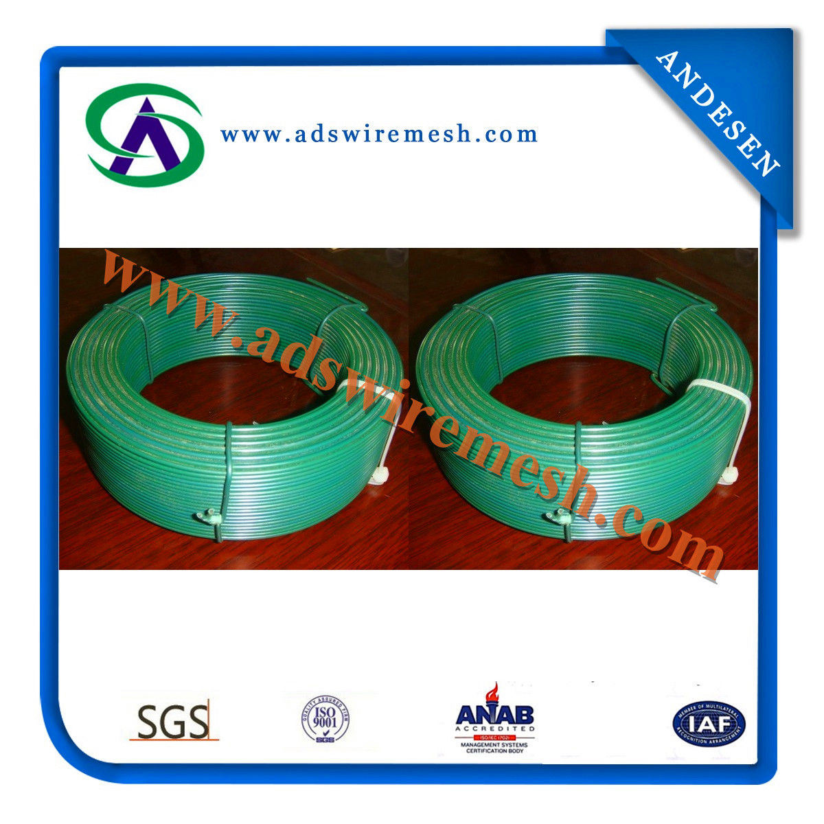 China Tie Wire Pvc Coated Galvanized Iron Electric Buy Wirepvc Copper Binding