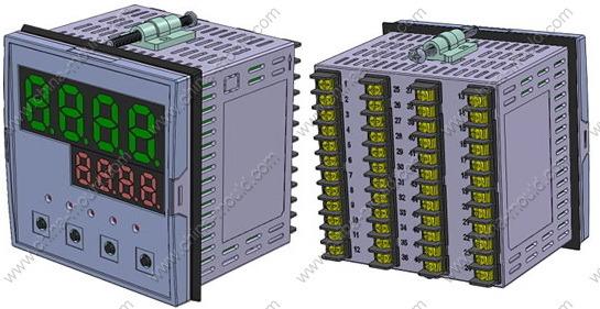 China Digital Panel Meter Enclosure