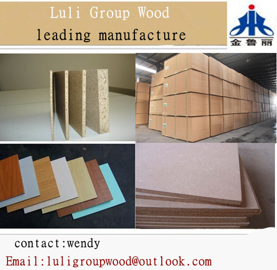 Laminated Particle Board with Cheap Price