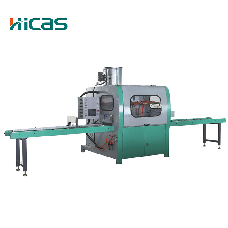 China Wooden Line Door Frame Automatic Spray Painting Machine Price ...