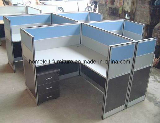 Office Desk Wooden Furniture Office Modern Workstation Office Partition