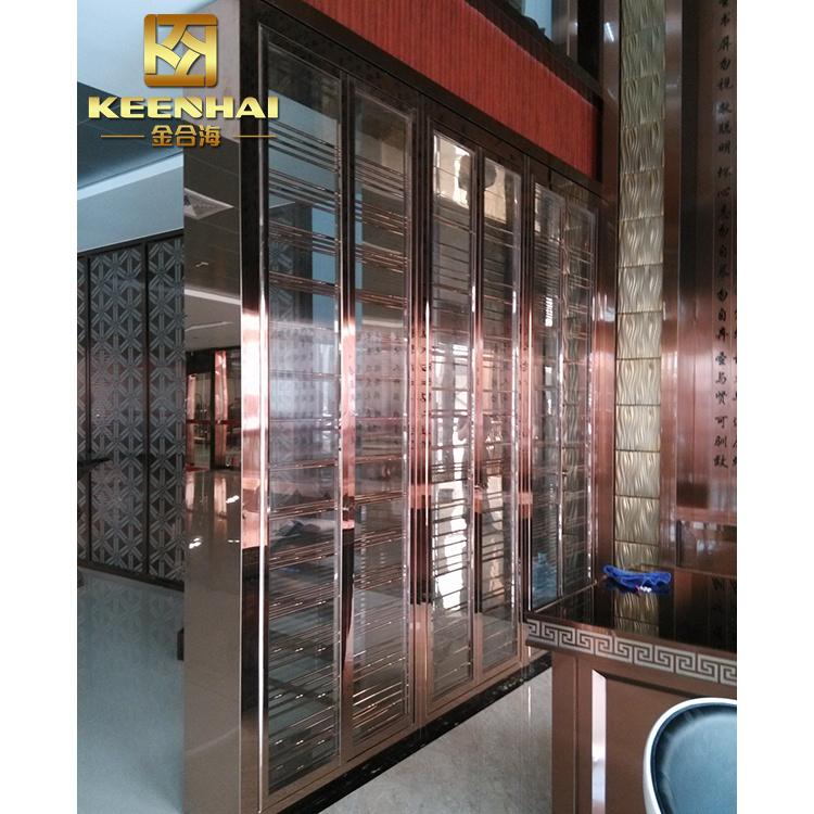Custom Gl Wine Storage Cabinets