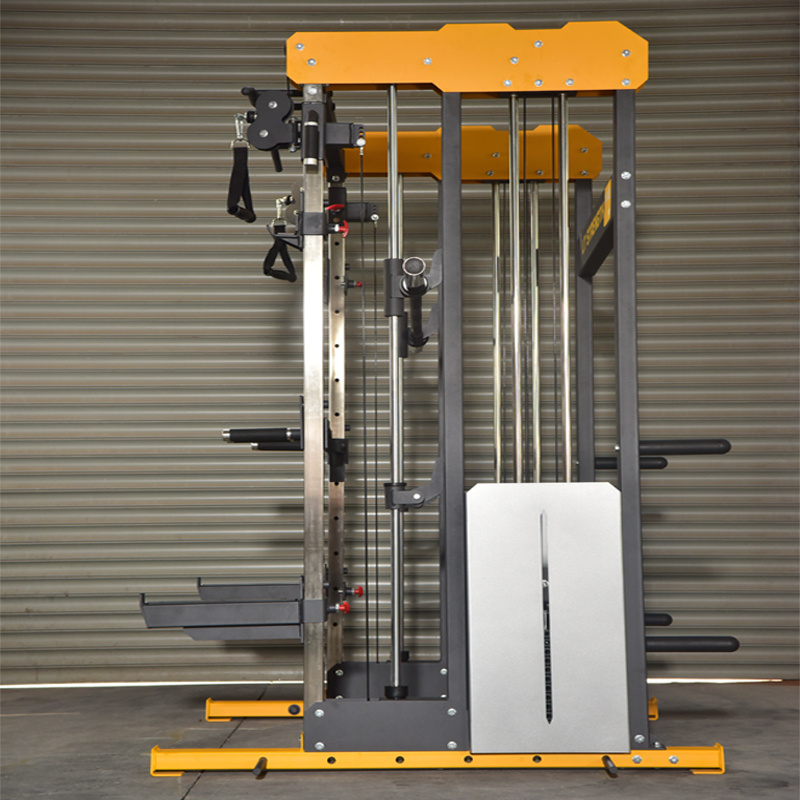 China Home Fitness Equipment Smith Machine Multifunction ...