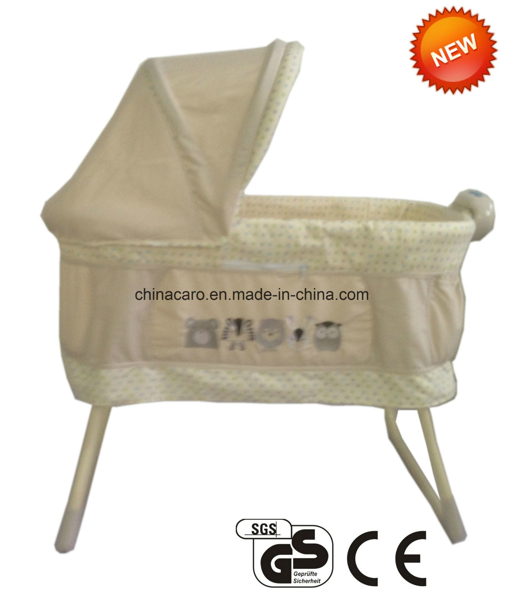 New Style Baby Bassinet Baby Swing Baby Cradle Ca-Bb170 pictures & photos