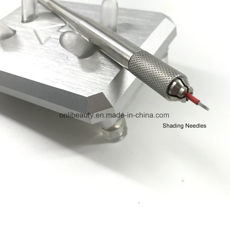 Newest Stainless Steel Microblading Manual Shading Pen-Autoclave