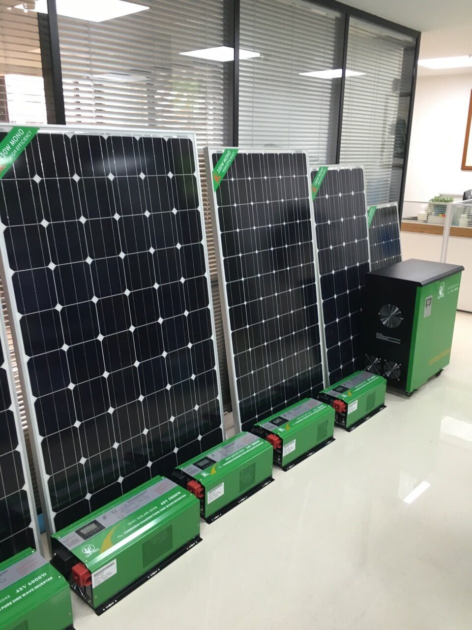 Intelligent Low Frequency Solar Power 4000W Inverter pictures & photos