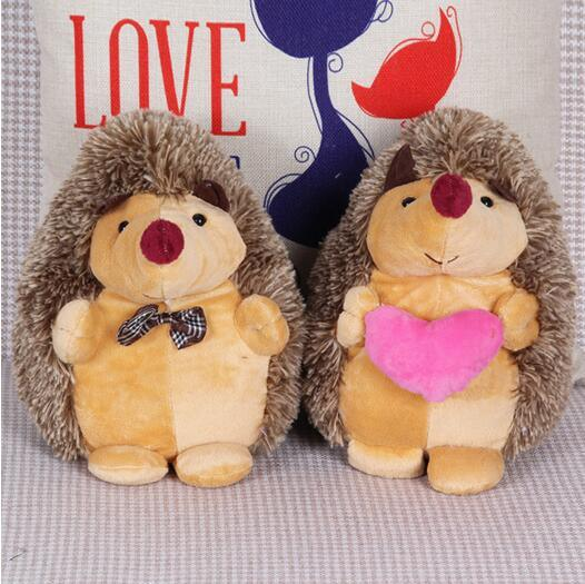 Couple Pedgehog Stuffed Animals Doll pictures & photos