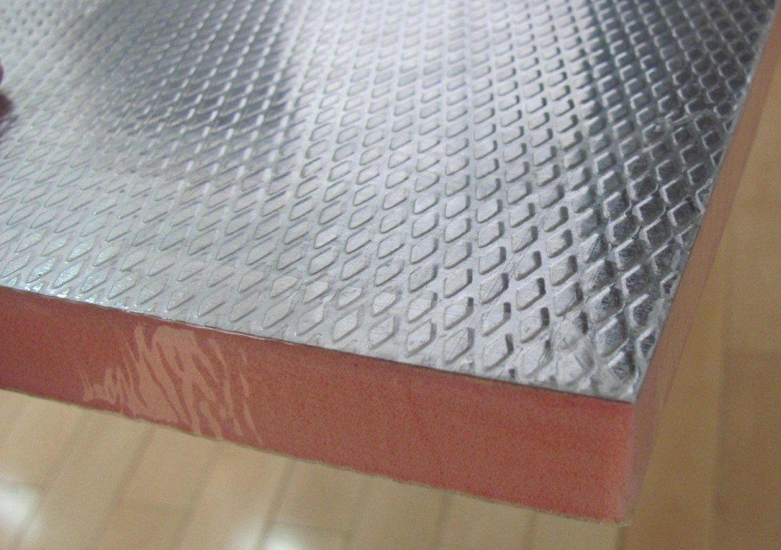 Pre-Insulated Phenolic Foam Air Duct Panel