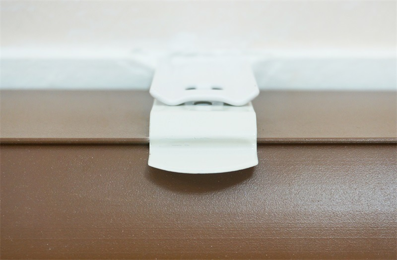 China Soft Vertical Blinds Plastic Clips For Vertical Blinds
