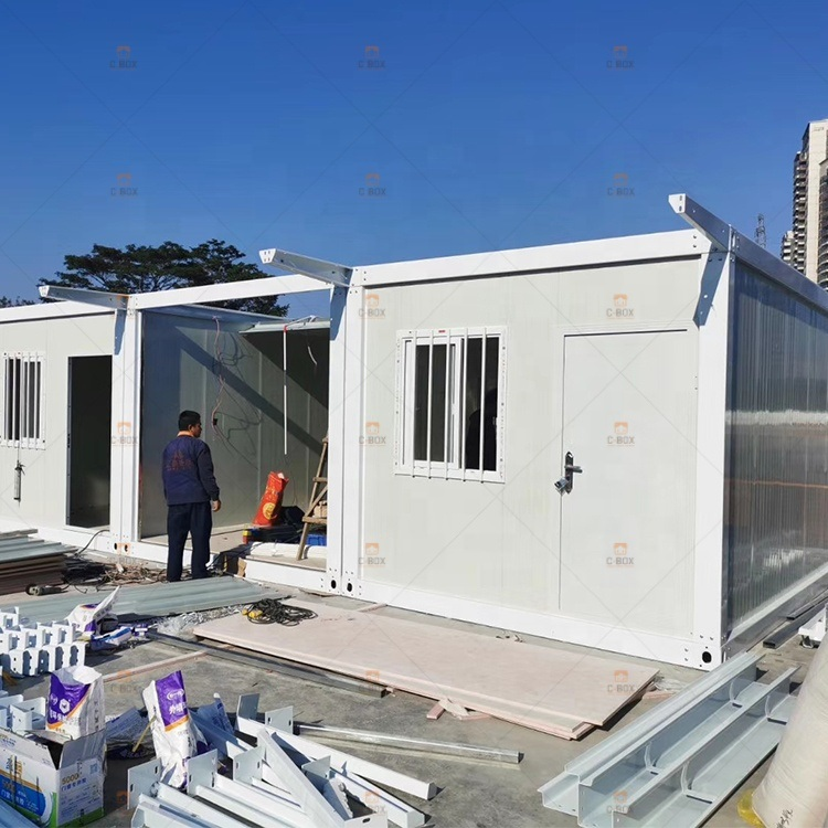 China Fully Furnished One Bedroom Modular Homes Extendable Detachable Container House Photos Pictures Made In China Com