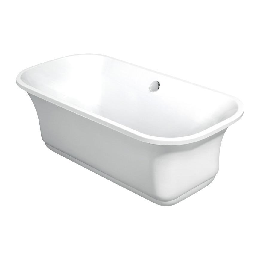 China Oval Acrylic Freestanding Hydro SPA Bath (JL615) - China ...