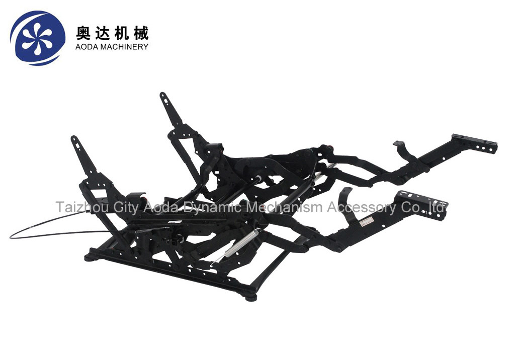 China Zero Wall Manual Recliner Mechanism With The