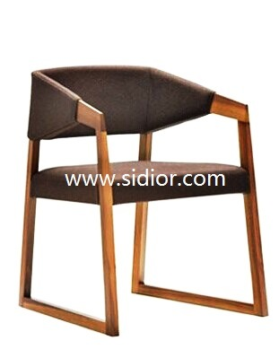 Modern Wooden Restaurant Furniture Dining Table and Chair Set pictures & photos