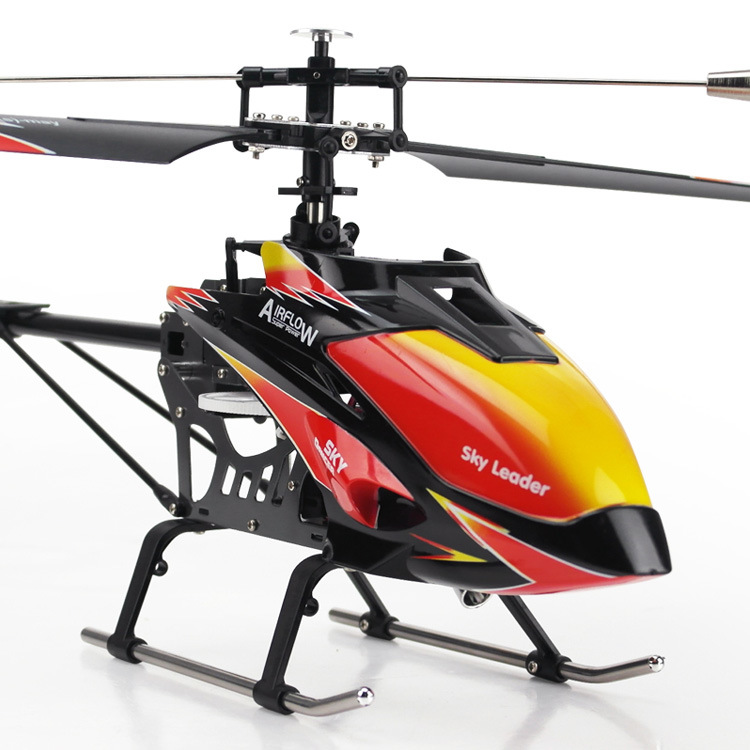 [Hot Item] New 2 4GHz Heli Aeroplane Scale Model Toy RC Helicopter with LCD  Screen