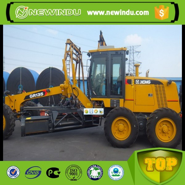 [Hot Item] China XCMG 100HP Mini Road Grader Price Gr100 with Laser Graders