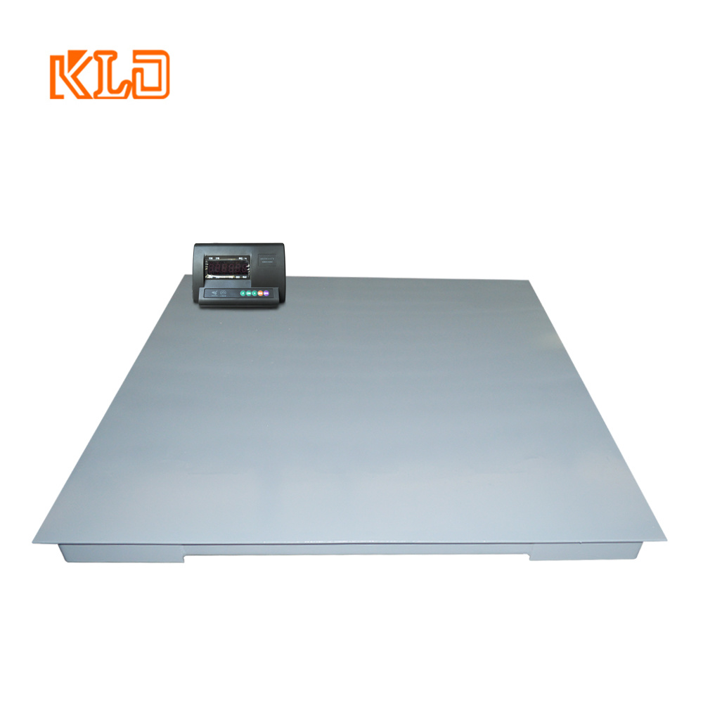 [Hot Item] Chinese Platform Scale Manufacturer Electronic Weighing Scale  with Computer Interface
