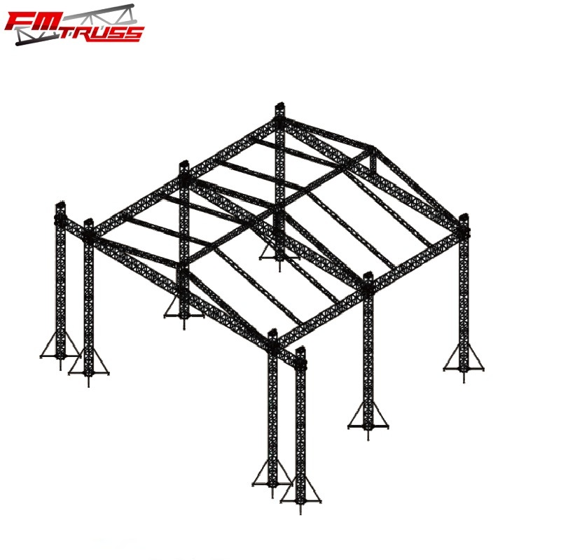 China Heavy Loading Stage Roof Truss Design On Sale China Truss And Roof Truss Design Price