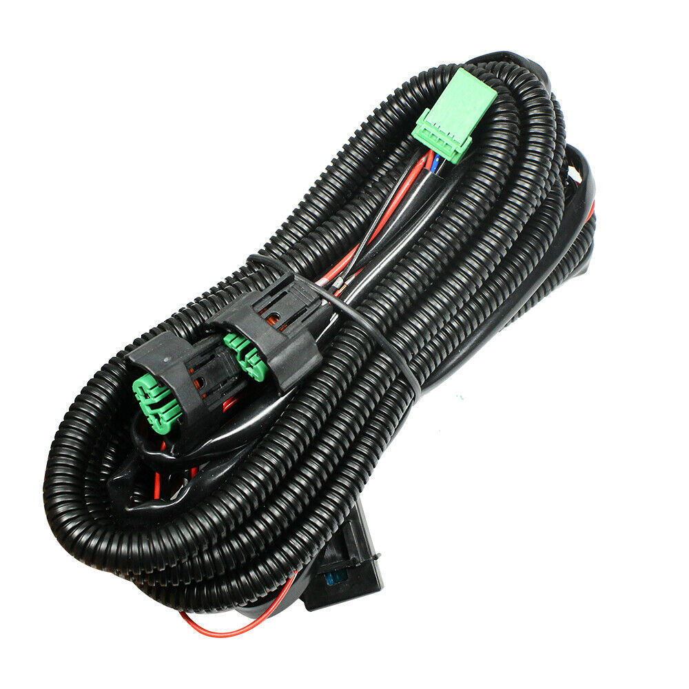 China Fog Light Wiring Harness Kit H11 H8 H9 Fit for Honda 12V LED 40A  Switch Relay - China Light Wiring Harness, Wiring Harness KitGuangzhou City Youye Electronics Co., Ltd.