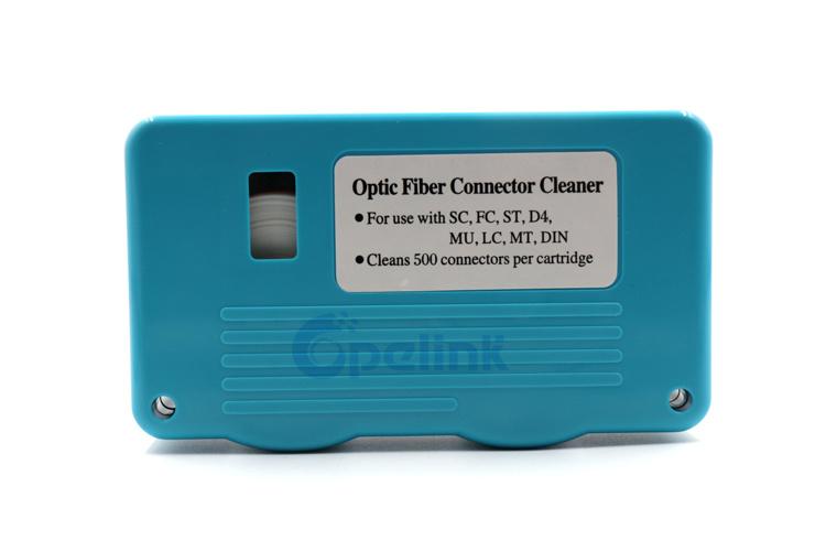 Cleans for FC//SC//LC//ST//MU//D4//DIN Optical Fiber Connector PC//APC TUTOOLS Fiber Optic Cleaner,Fiber Optic connectors Cleaning,Fiber Optic Cleaner,Optical Connector Cassette Cleaner with 500