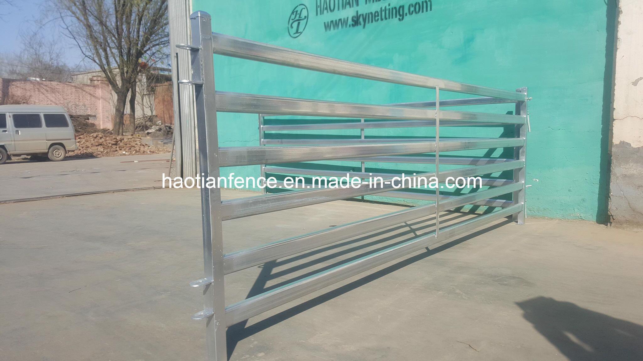 China Metal Horse Yards, Cattle Fence Panel, Sheep Livestock Panel ...