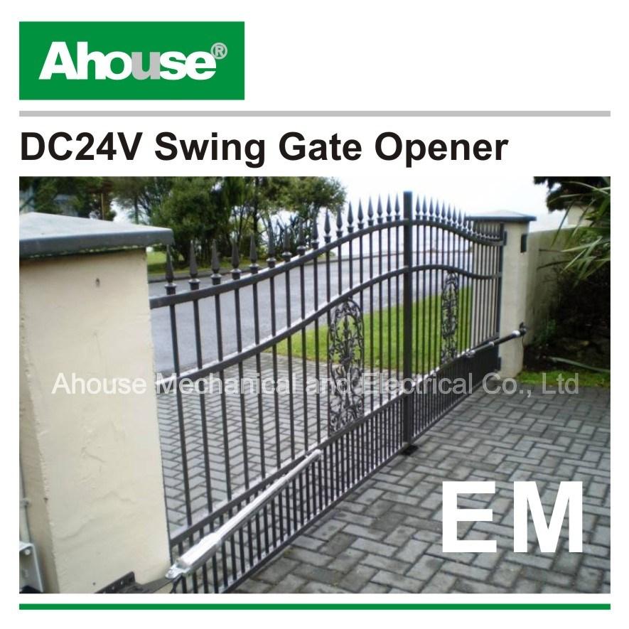 Electric Gate Kits >> Hot Item Security Gates Openers Swing Gate Operators Electric Gate Motor Kits Gate Opener Motor Solar System Swing Driveway Gates