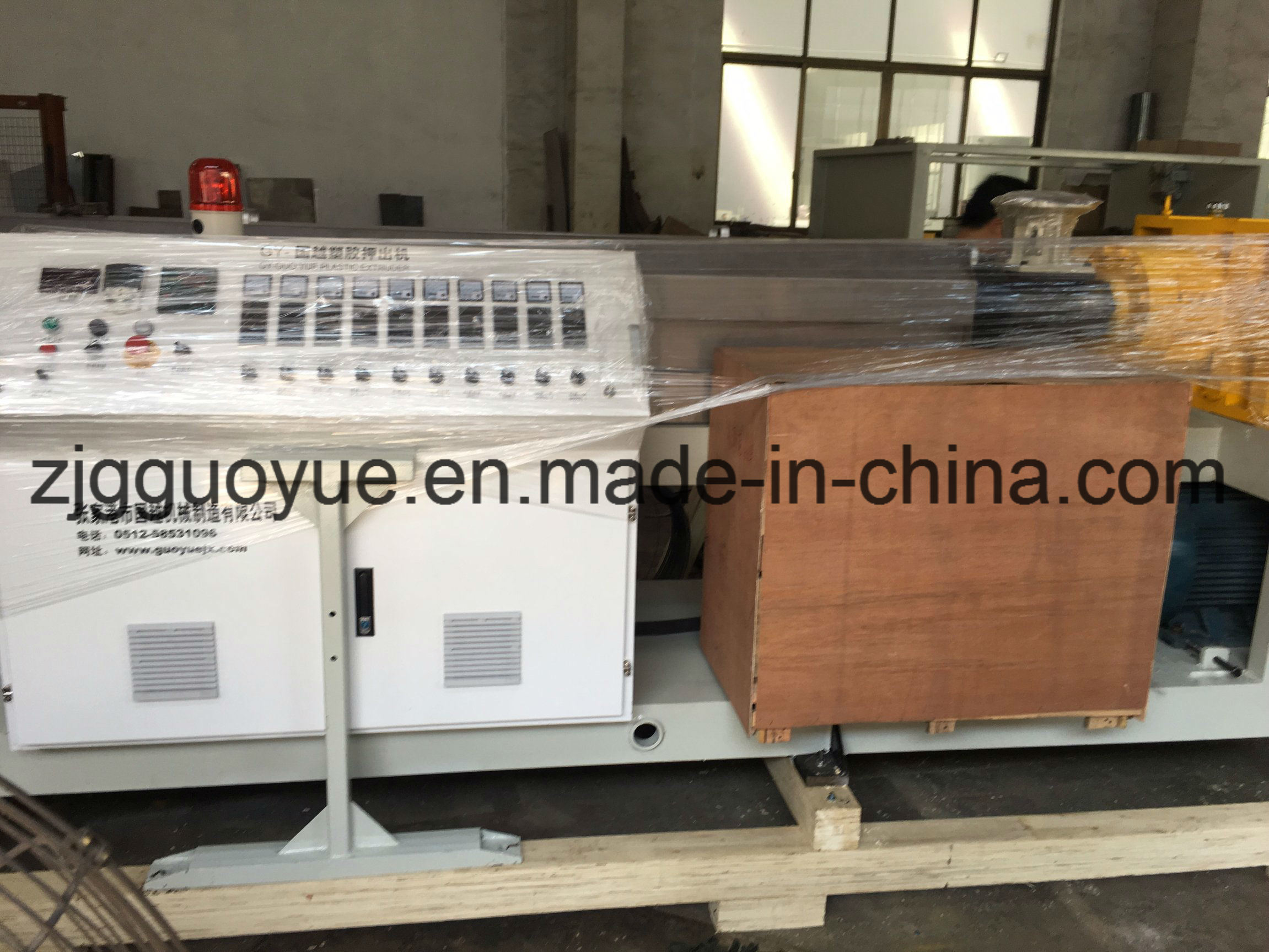 PA66GF25 Polyamide Tape Extrusion Machine